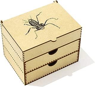 Azeeda  Bug  Vanity Case Makeup Box  VC00020654