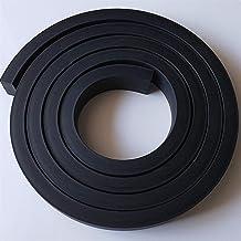 Wusfeng LHongBin-Sealing Strip 1M Massief EPDM Rubber Bar Deur Venster Seal Strip Vierkante Auto Geluidsisolatie Tape, Een...