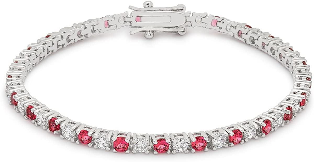 Exclusive Cubic Zirconia Tennis Bracelet Collection Kate by Popular product Biss Max 72% OFF
