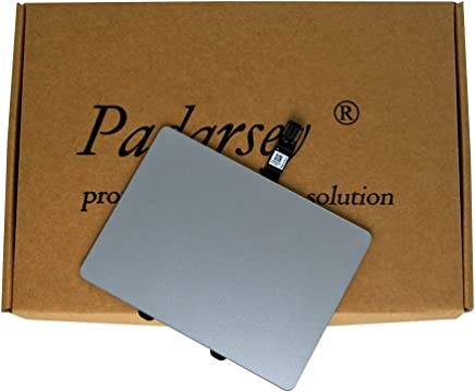 """Padarsey Replacement Touchpad Trackpad with Flex Cable Compatible for MacBook Pro Unibody A1278 2009 2010 2011 13.3"""" Series, Compatible with Part Numbers 922-9063 922-9525 922-9773"""