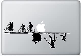 Stranger Things Macbook Decal Laptop Sticker Vinyl Apple Skin - The Upside Down