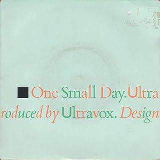 "One Small Day - Ultravox 7"" 45"