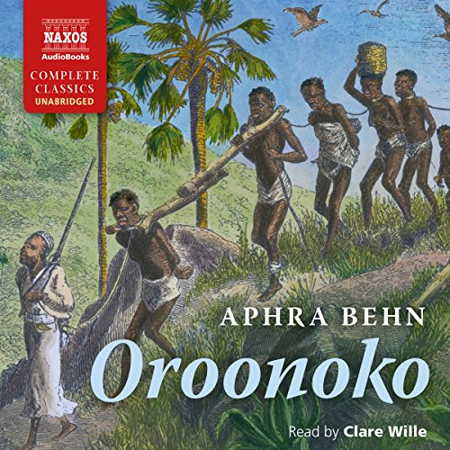 Oroonoko audiobook cover art
