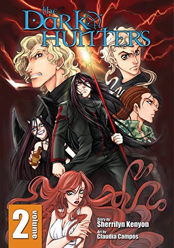 The Dark-Hunters, Vol. 2 (Dark-Hunter Manga) (English Edition)