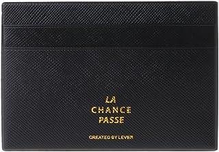 Sqiuxia Ultra Slim ID Credit Debit Bank Cards Holder Portable Lightweight Card Case Bag Wallet for Men Women (Black)