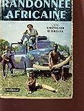 Randonnée africaine