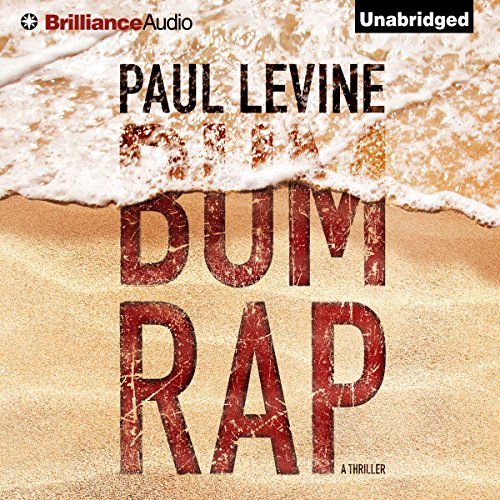 Bum Rap audiobook cover art