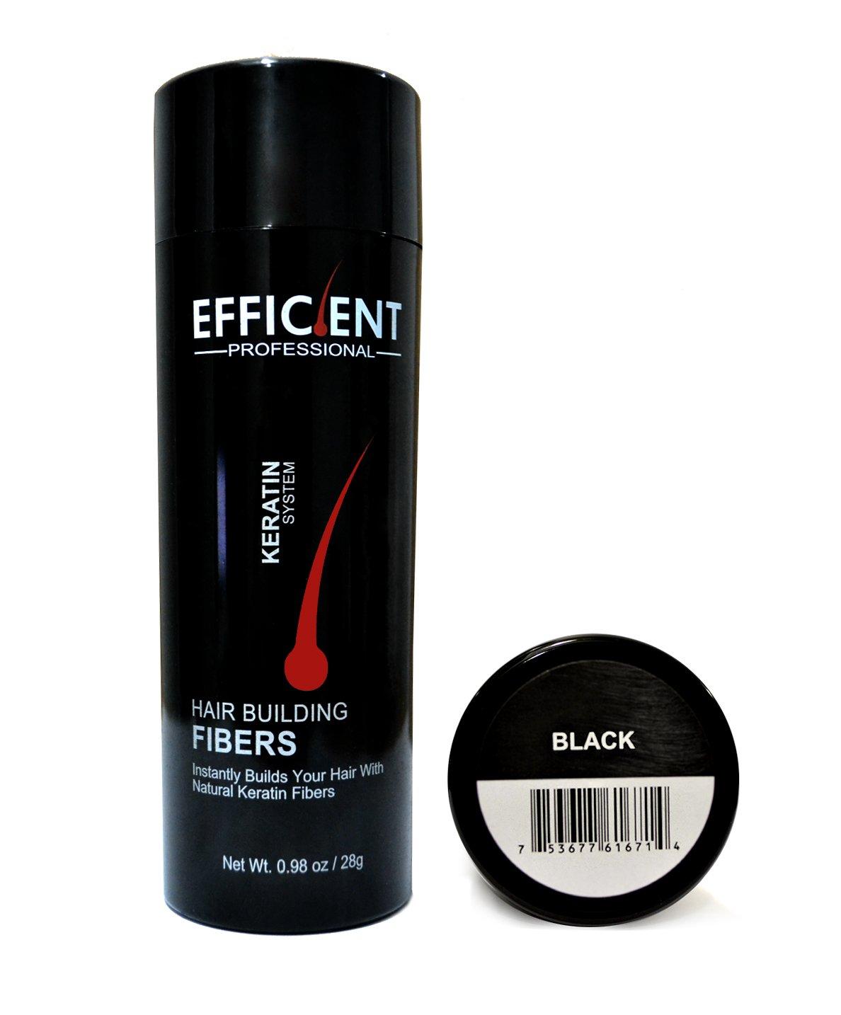 EFFICIENT Keratin Hair Building Fibers Loss Concealer Max 50% OFF Net Max 57% OFF
