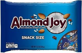 Hershey's Almond Joy Snack Size, 11.3 oz, 2 pk
