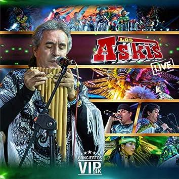 Conciertos Vip 4K: Los Askis (Live)