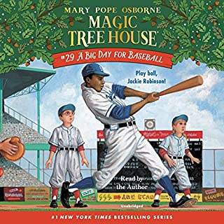 A Big Day for Baseball cover art