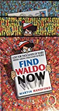 Where's Waldo + Find Waldo Now + Great Waldo Search - SET OF 3 HARDCOVERS