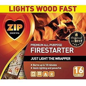 ZIP 16 Unidades 1.09-LB Firestarter 10