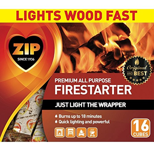 %24 OFF! Zip 16-Pack 1.09-lb Firestarter
