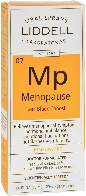Liddell Homeopathic Menopause Spray 2021 model fl oz12 - Ranking TOP17 1