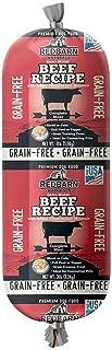 Redbarn Grain Free 3lb. Food Rolls for Dogs