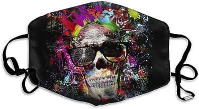 Gtiandewenhuachu Cool zonnebrillen Skull Colored a...