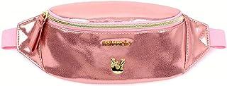 Waist Fanny Hip Pack Bag for Kids, Children, Girls (Rora-Glossy)