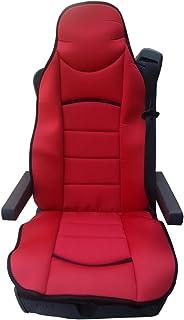 1x Blau Premium Komfort Gepolsterte Sitzbezug Kissen für Scania 4 G P R Serie