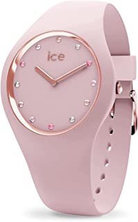 Ice Watch - Montre Ice Cosmos Swarovski Silicone Rose (016299)