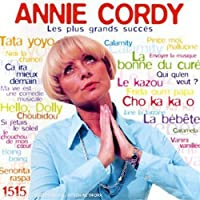 Les Plus Grands Succes by ANNIE CORDY (2007-12-11)