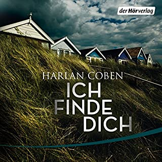 Ich finde dich audiobook cover art