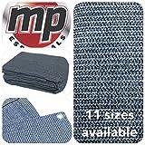 MP Essentials respirant et auvent et tente d'extérieur résistant aux intempéries Tapis de sol Tapis BLUE &...