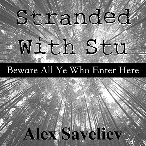 Stranded with Stu audiobook cover art