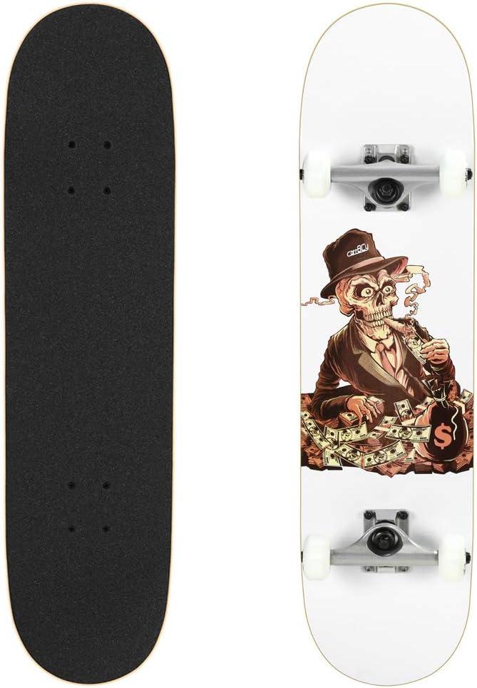 carryBC Skateboards Award-winning store Standard Skateboards,31''X safety Pro Compl 8