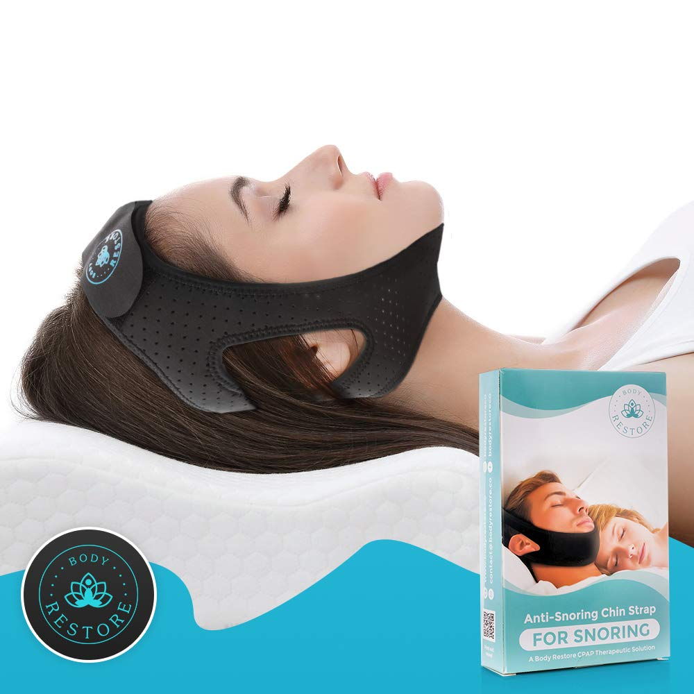 Anti Snoring Chin Strap Devices