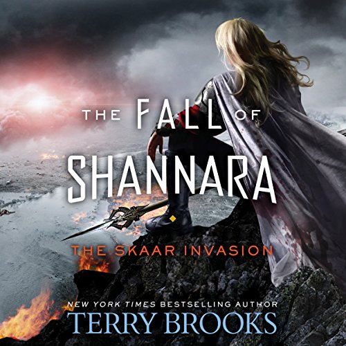 The Skaar Invasion audiobook cover art