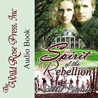 Spirit of the Rebellion audiobook cover art