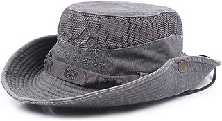 KeepSa قبعة شمس قطنية للرجال والنساء تبريد حماية من الأشعة فوق البنفسجية قبعة سفارية Boonie