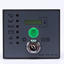 Generator Parts & Accessories | Auto start dse Generator Controller 702 Key Start Module diesel brush brushless genset electronic control board manufacturers | by CUSODI