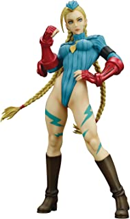 Kotobukiya Street Fighter: Cammy (Alpha Costume Version) Bishoujo Statue