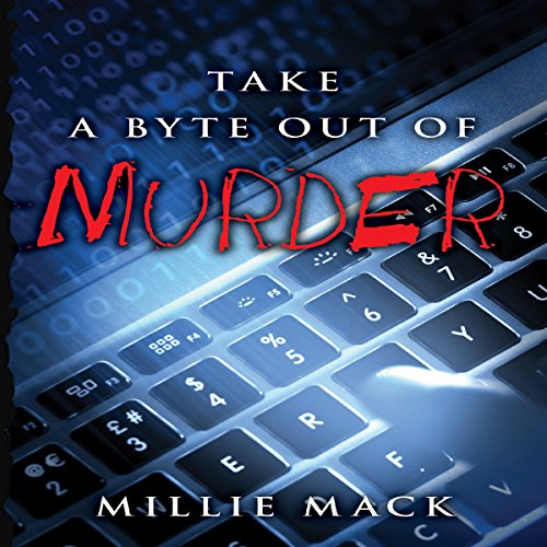 Take a Byte out of Murder audiobook cover art