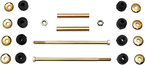 ACDelco 46G0028A Advantage Front Suspension Stabilizer Bar Link Kit with Hardware