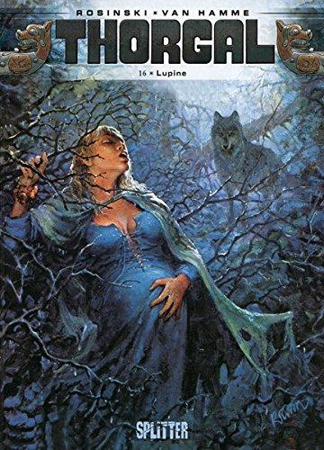 Thorgal. Band 16: Lupine