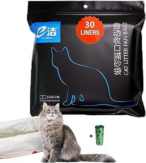 7 Unidades TOHHOT Bolsa de Arena higi/énica para Gatos
