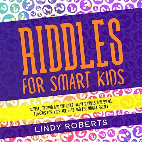 Riddles for Smart Kids cover art