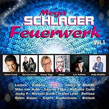 Mega Schlagerfeuerwerk, Vol. 1