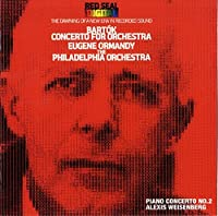 Bartok: Concerto for Orchestra by Eugene Ormandy