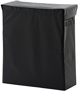 IKEA Skubb Laundry Bag With Stand Black 302.240.46 Size 21 gallon 302.240.46