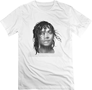 VGeee Men's Anohni Hopelessness Drone Bomb Me 4 Degrees 100% Cotton Tee T-shirts