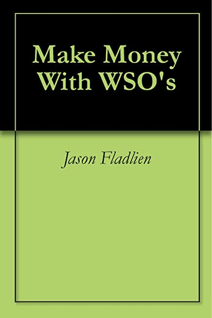 Make Money With WSO's (English Edition)