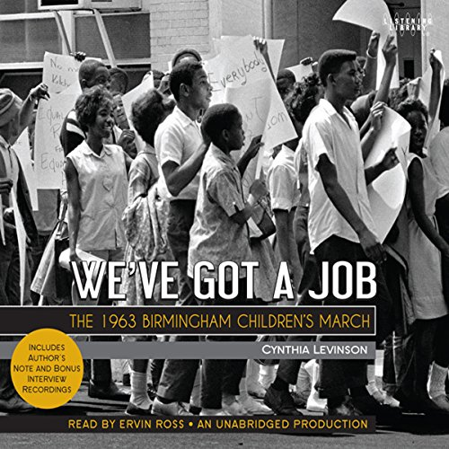 We've Got a Job audiobook cover art