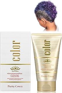 130 g kolorowego wosku do włosów, tymczasowe farby do włosów, wosk do włosów, wosk do stylizacji włosów dla mężczyzn i kob...
