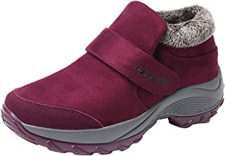VonVonCo Shoes Elastic Durable Yoga Surf Sports Brogues Women Ladies Fashion Cotton Thickening Warm Sneakers Loafers