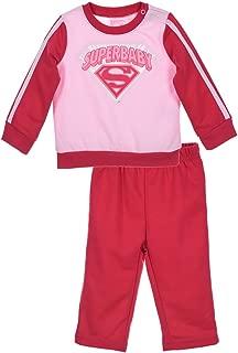 Jogging b/éb/é Superbaby Superman Rouge et Gris de 6 /à 23mois 6 mois, Gris//marine