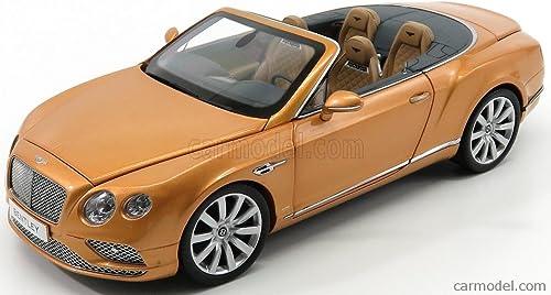 precio mas barato Bentley Continental Continental Continental GT Converdeible RHD 2016 - 1 18 - Paragon Models  comprar descuentos